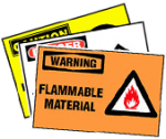 Safety Signs - Indoors and Outdoors