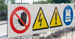 Looking Out for Your Employees with Personal Protection Signage