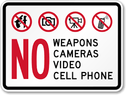Durable Security Signs Offer Clear Notices and Convenience