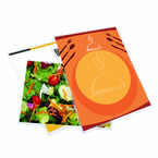 Menu Size Laminating Pouch
