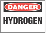 Danger Sign, Hydrogen