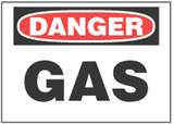Danger Sign, Gas