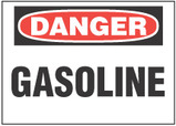 Danger Sign, Gasoline