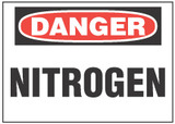 Danger Sign, Nitrogen
