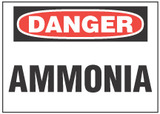 Danger Sign, Ammonia