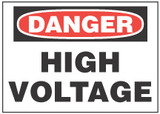 Danger Sign, High Voltage
