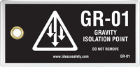 Gravity Isolation Point Tag (10/Pack)