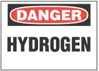 Danger Sign, Hydrogen
