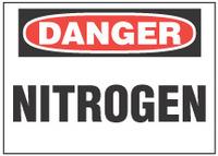 Danger Sign, Nitrogen