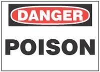 Danger Sign, Poison
