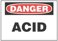Danger Sign, Acid