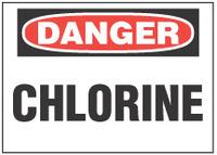 Danger Sign, Chlorine