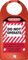 DANGER - Do Not Operate Hasp