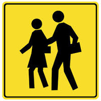 Children Walking To and From School