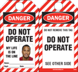 DIY Photo ID Safety Tags & Labels